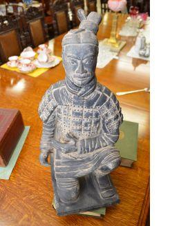 Chinese terracotta figure