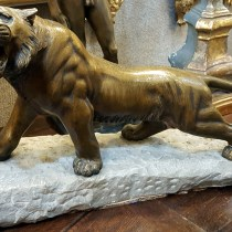 Bronze Mounted Lion (Richard Baker)