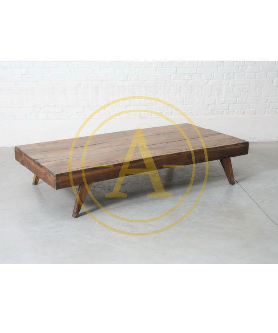 TABLE BASSE de Pierre JEANNERET (1896-1967)