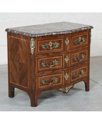 COMMODE MARQUETEE REGENCE