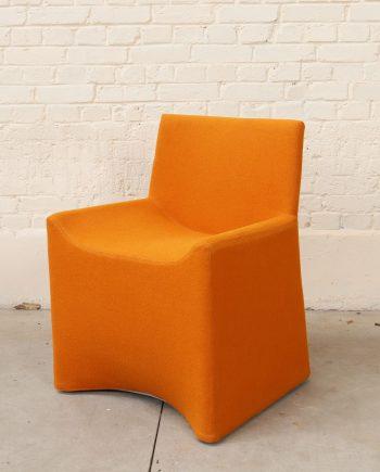 Soft Chair dans l'esprit de Christophe Pillet