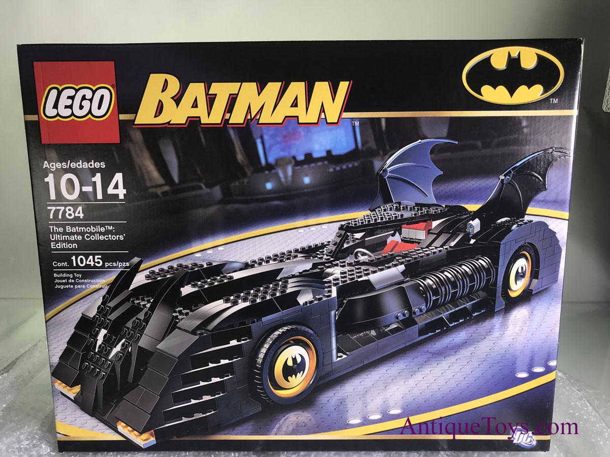 Lego Ultimate Collectors Batman 7784 For Sale Antique