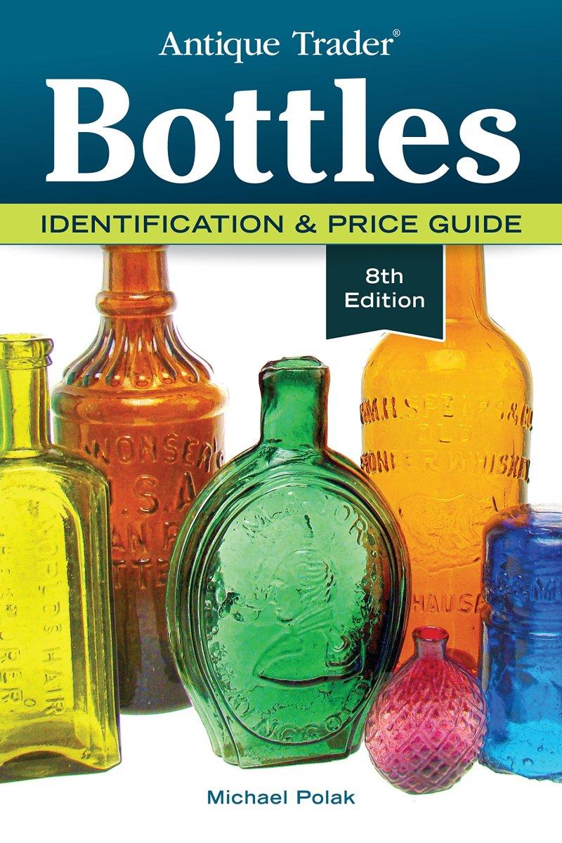 Botellas de comerciante antiguo