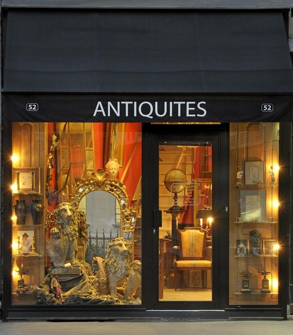 Antiquaire Christophe Lachaux Antiquaire Paris