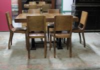 salle a manger art deco 1930