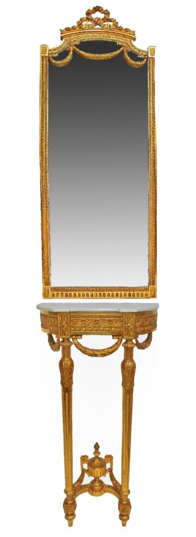 miroirs anciens napoleon iii
