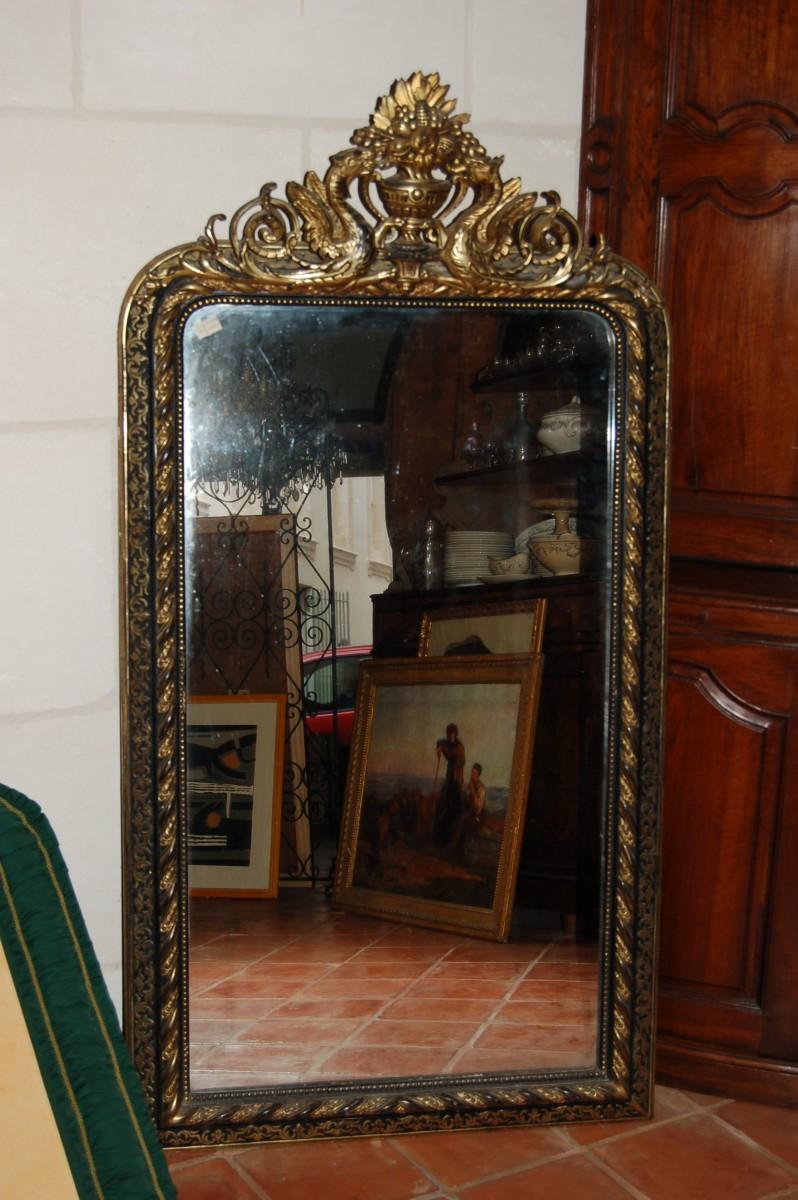 Miroir Napolon III 75 663