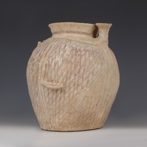 Early Bronze Age Jar with False Spout