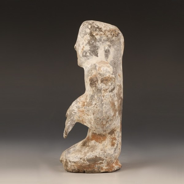 Han Dynasty Serving Maid Statuette