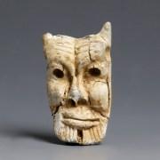 Western Asiatic Bone Demon Plaque