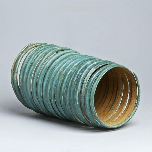 Fine Bronze Age Spiral Armlet