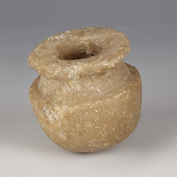 Egyptian Kohl Pot