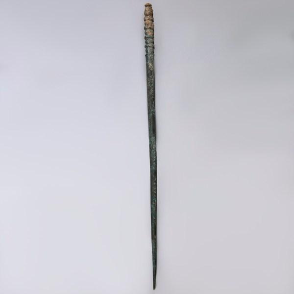 Luristan Bronze Dress Pin