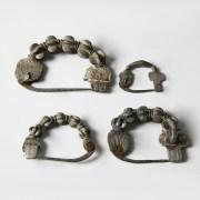 Iron Age Silver Fibula Group