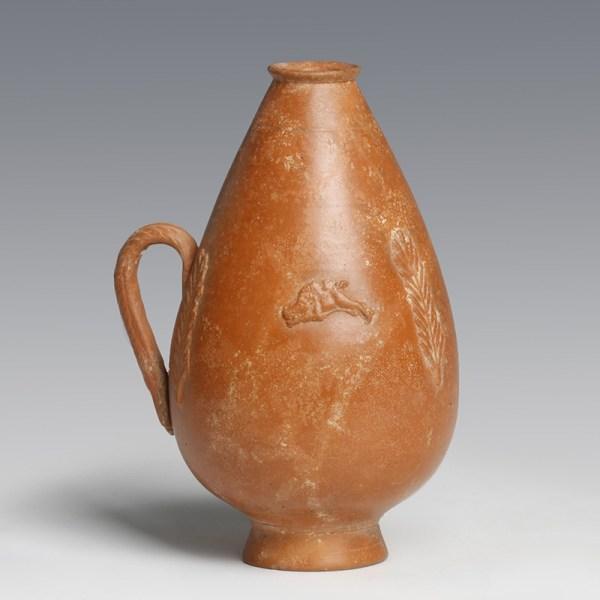 Roman North African Terra Sigillata Jug
