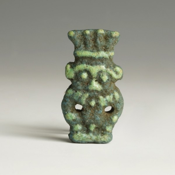 Egyptian Amulet of Bes