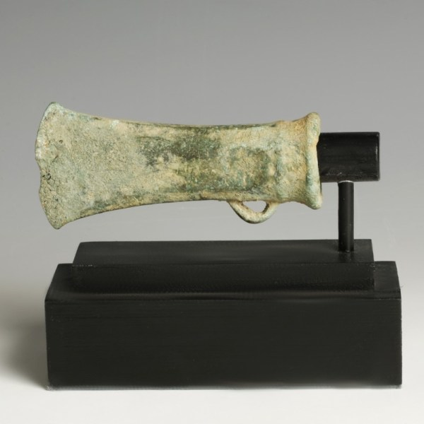 British Bronze Age Socketed Axe Head
