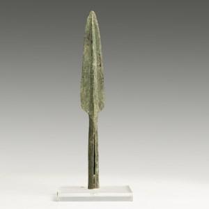 luristan bronze spear head
