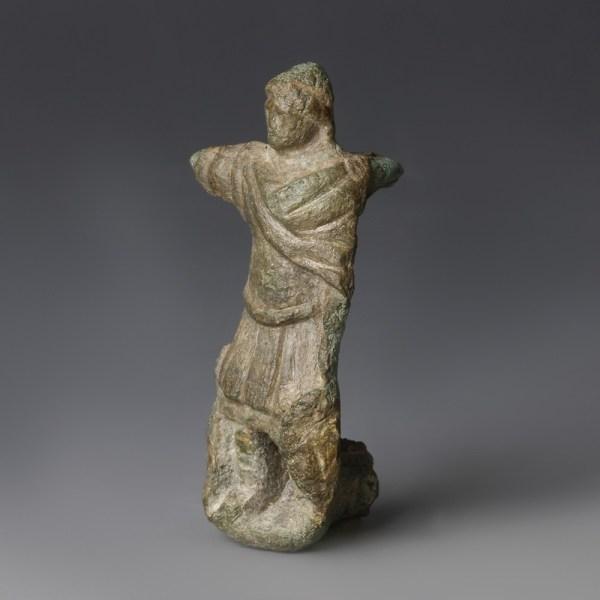 Rare Roman General Military Brooch