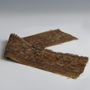 Coptic Strip Wool Fragment