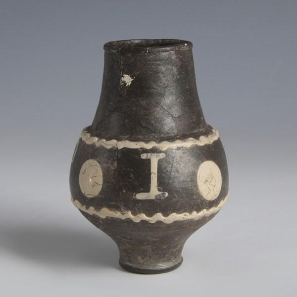 Roman Blackware Cup