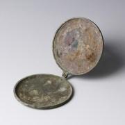 Roman Bronze Mirror
