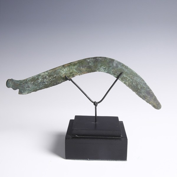 European Bronze Age Sickle Blade