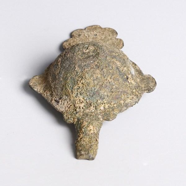 Bronze Byzantine Oil Lamp Filler