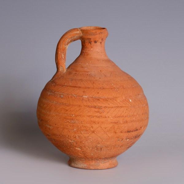 Nabataean Globular Pitcher bottle