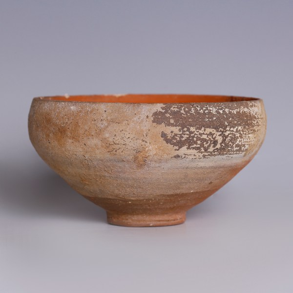 Nabataean Terracotta Bowl