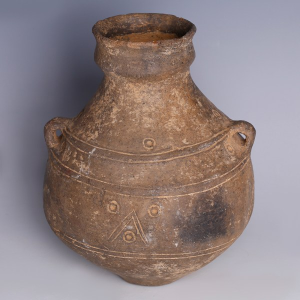 Anatolian Lug with Geometric Patterns