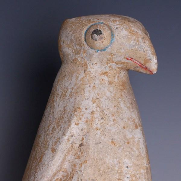 Han Dynasty Owl Statuette