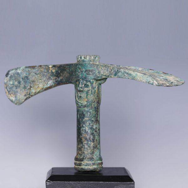 Luristan Bronze Axe-Head