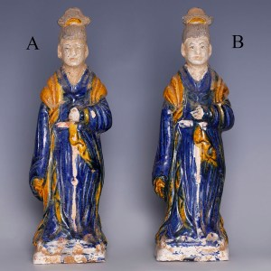 ming dynasty court attendants 1