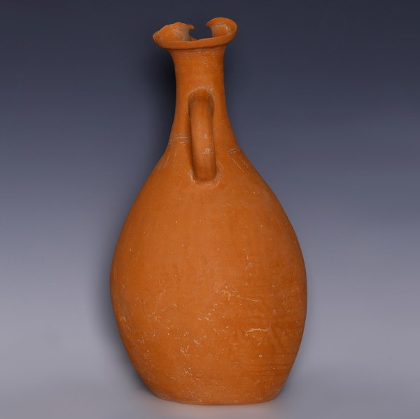 Nabataean Jar with Trefoil Spout
