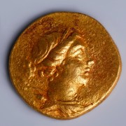 Greek Gold Stater from Magnesia ad Maeandrum
