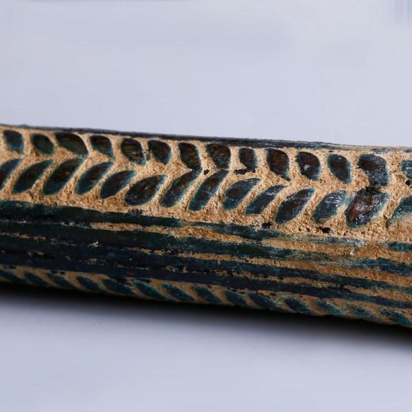 Luristan Decorated Bronze Ceremonial Macehead