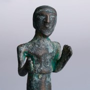 Rare South Arabian Sabaean Bronze Idol
