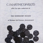 Selection of Roman Coins From The Normanby Hoard