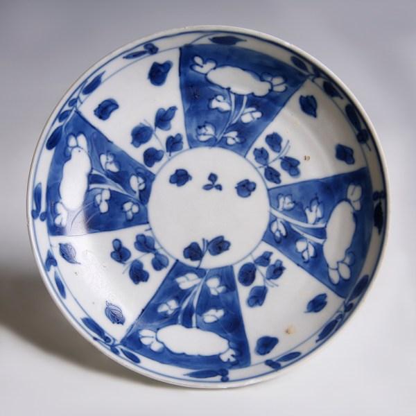 Kangxi Period Saucer