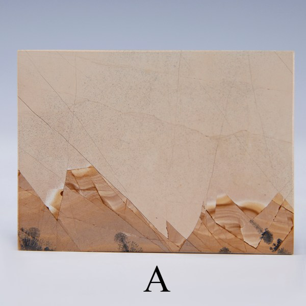 selection of landscape stone slabs a