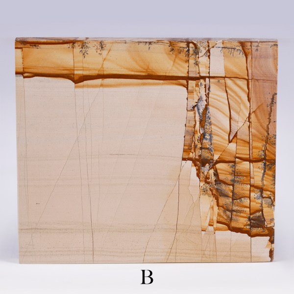 selection of landscape stone slabs b