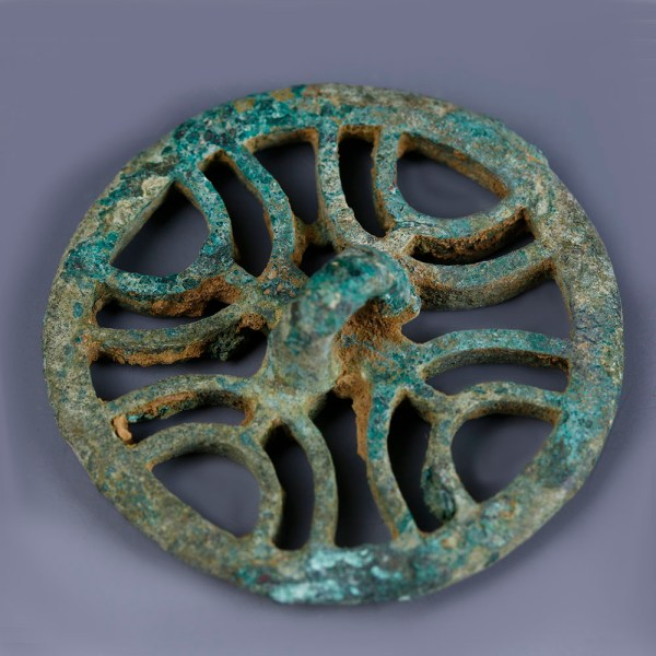 Bactrian Bronze Seal Stamp