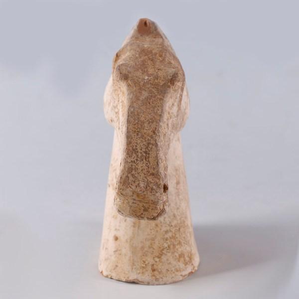 Chinese Han Dynasty Horse's Head Mingqi