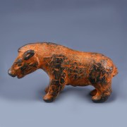 Roman Legionary Votive Statuette of a Wild Boar