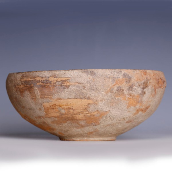 Indus Valley Terracotta Bowl with Birds