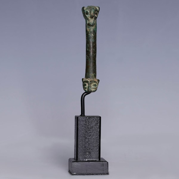 Luristan Bronze Standard Element