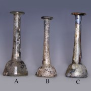 Selection of Roman Candlestick Unguentaria