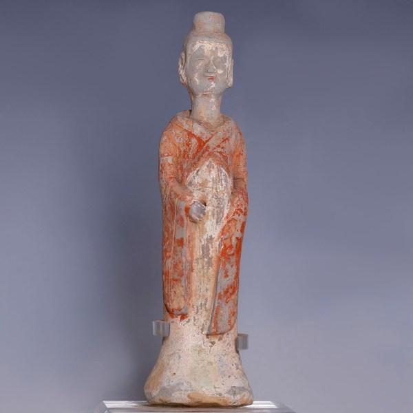 Northern Wei Dynasty Court Attendant