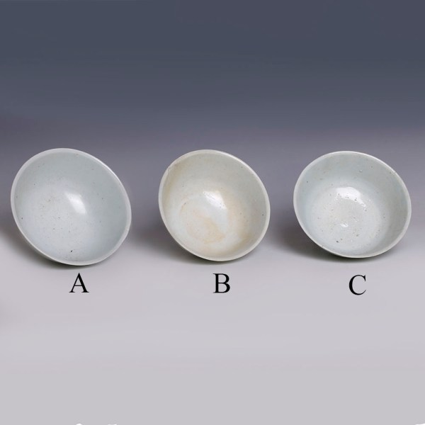 Tek Sing Wreck Large White Bowls